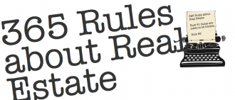rules about real estate