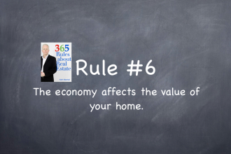 Rule #6: The economy