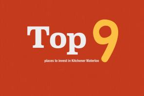 invest in Kitchener-Waterloo