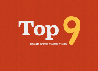 invest in Kitchener-Waterloo