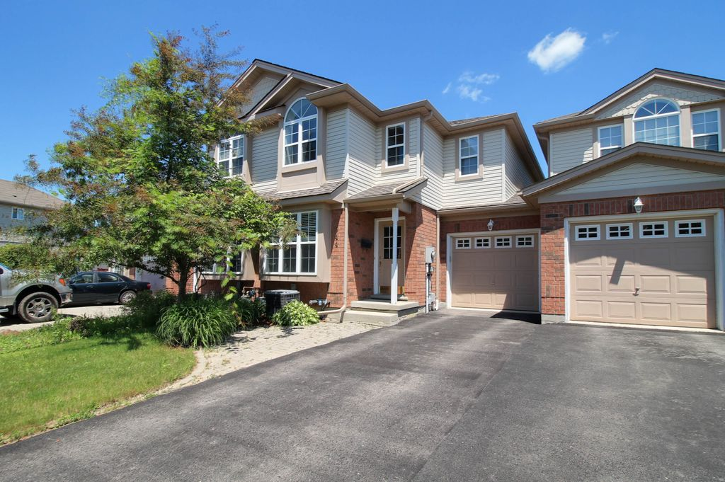 Walkout Basement House For Sale In Kitchener Waterloo
